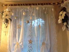 Okenná výzdoba Vianoce 2014