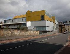 Malcolm Fraser Architects :: Scottish Ballet