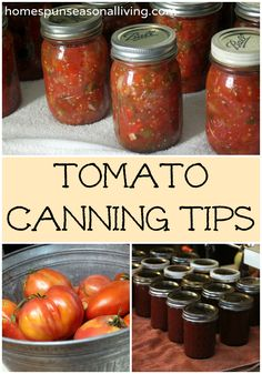"""Tips for canning tomatoes:  """"Roast them in a 450 degree oven for 30 minutes.  This roasting process increases flavor a bit but also convinces the fruit to release a bunch of water.  This will make your cook down time for sauce and paste a little faster"""""""