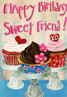Image result for happy birthday sweet friend