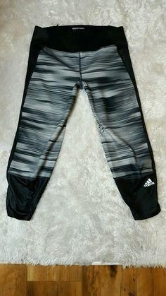 Adidas legginsy 3/4 S supernova fitness wys.6 zł