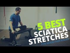 5 Best Sciatica Stretches for Quick Pain Relief | Precision Movement