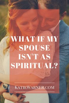 Handling spiritual differences in marriage.