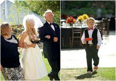 Black and Red Retro 50s inspired wedding | Louland Falls Wedding | Logan Walker Photography