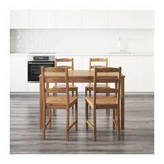 JOKKMOKK テーブル&チェア4脚  - IKEA