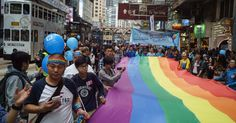 Thousands march for LGBT equality in Hong Kong http://flip.it/tky4m-
