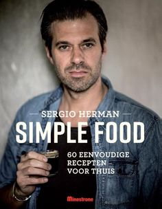 Herfst kookboeken tips Simple Food van Sergio Herman Foodblog Foodinista