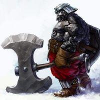 Dwarf by Ruslan Svobodin