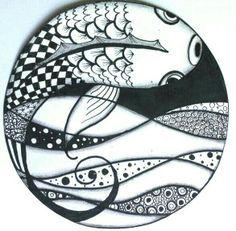 Peaceonearth© ~ zentangle