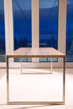 DecksTop Table made from old skateboards | Off Some Design