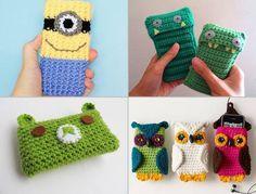 遊び心満載! かぎ編みで作るおもしろアイデアグッズ | Handful