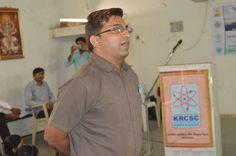 Dr. Vijay Zariwala Address at World Earth Day 2015 Celebration by KRCSC