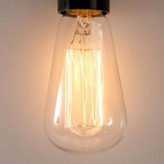 Decorative bulb pendants | Trainspotters