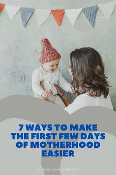 A new mum (of six) on how to make the first few days with a new baby a tiny bit easier. #newbaby parenting #fourthtrimester #newborn #postpartum Parenting Styles, Parenting Advice, Kids And Parenting, Baby Development Milestones, Colic Baby, First Time Parents, Premature Baby, Baby Music, New Mums