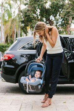 The MESA can be installed without the base for city dwellers traveling in cabs or caregivers on chauffeur duty. Watch how easy the MESA carrier can be instal. Uppababy Stroller, Baby Strollers, Traveling With Baby, Traveling By Yourself, Baby Travel, Future Children, Baby Gear, Good News, Cute Kids