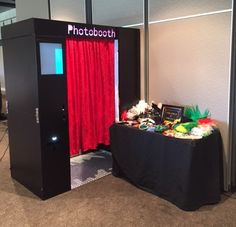 Have a Photo Booth at your wedding with instant prints!