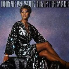 Dionne Warwick - Heartbreaker 1982 LP