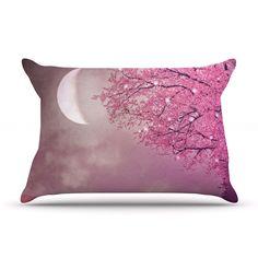 "Monika Strigel ""Song of the Springbird"" Pillow Case"