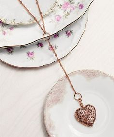 layered plates. Erin Fetherston x JewelMint Is A Cat Lover's Dream