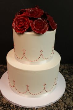 Alliance Bakery & Café » Wedding Cakes