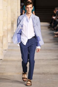 INDIGO ME- Men's Spring 2014 | Mark D. Sikes: Chic People, Glamorous Places, Stylish Things