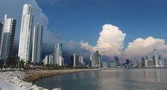 #panama #city Panama City, New York Skyline, My Photos, Travel, Trips, Traveling, Tourism, Panama Hat, Outdoor Travel