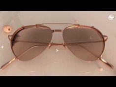 4ceabe774b88 Linda Farrow Fine Jewellery Eyewear Collection Film