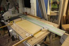 MFT Upgrade! Incra LS Positioner Incremental System vs. Table Saw Fence on MFT/3