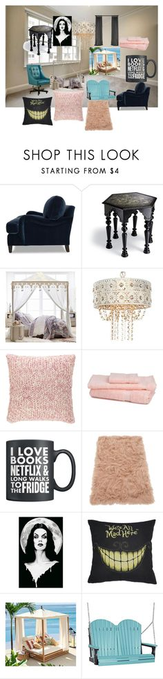 """""""What is wrong with me"""" by darcie-maddalena ❤ liked on Polyvore featuring Mitchell Gold + Bob Williams, Frontgate, PBteen, Pine Cone Hill, Pottery Barn and DutchCrafters"""