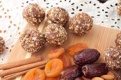 Spiced Flax Balls (5)