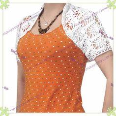 Free Crochet Pattern: Easy Crochet Bolero