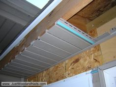 J Channel For A Soffit Box Help For Home Owners