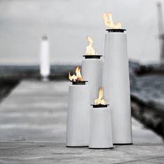 LIGHTHOUSES# Ölleuchte mit Feuereffekt #garten #balkon