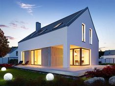 Minimal Architecture, Ireland Homes, Timber Cladding, Home Fashion, Facade, Minimalism, Exterior, House Design, Mansions