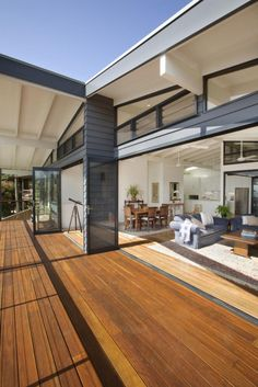 Whale Beach House in Sydney, Australia  More About Us: http://krigarealestate.com*OPEN & WOOD FLOORS CONTINUATION*