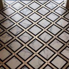 Tabarka studio click now for more. Modern Flooring, Best Flooring, Timber Flooring, Stone Flooring, Ceramic Flooring, Flooring Ideas, Floor Patterns, Tile Patterns, Floor Design