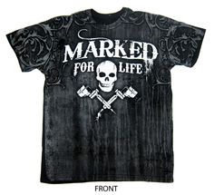 Marked for Life (Front)