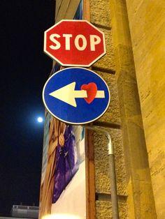 #Streetart #Graffiti #Clet #MadeofTuscany www.madeoftuscany.it