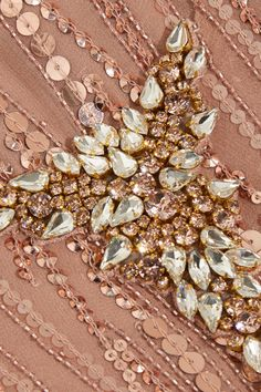 Jenny Packham   Embellished silk-chiffon gown   NET-A-PORTER.COM