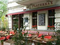 Restaurant Pasternak, Berlin