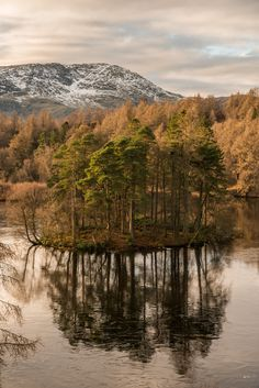 Tarn Hows is a small hike for a Sunday afternoon stroll and here we visited when the lake was frozen Lake District Walks, Great Walks, English Countryside, Cumbria, Wild And Free, Mount Rainier, Lakes, Bonsai, Britain