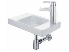 ODÉON UP - Lave-mains, percé 1 trou à droite