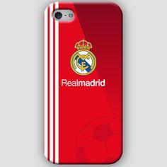 Fundas para iPhone 4-4s-5-5s, con diseños del Real Madrid CF. Materiales policarbonato semiflexible y color rojo y rayas blancas con escudo Puedes ver más detalles y Comprar con envió gratis en: http://www.upaje.com/shop/fundas-moviles/real-madrid-cf-iphone-5-5s/ #fundas #carcasas #iphone4 #iphone4s #iphone5 #iphone5s #realmadrid #rojo