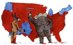 """Steve Coll on the """"electoral anomaly in the House,"""" and how putting an end to gerrymandering would help build a better democracy by fully enfranchising voters: http://nyr.kr/UO4r1f"""