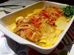 Bacalhau à Braga |  Receitas De Culinaria