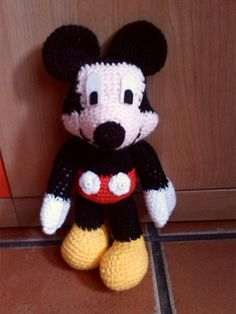 Llego Mickey Mouse