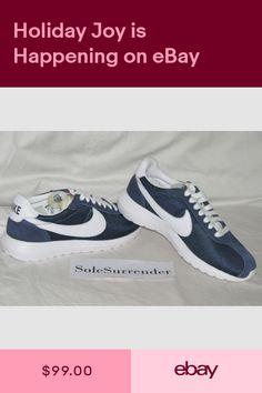 hot sale online 301bd 6dee5 Womens Nike Roshe LD-1000 QS - CHOOSE SIZE - 810382-400 Run One Navy  Obsidian