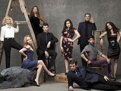 I can't explain in 500 characters how much this show taught me. It is because of Ugly Betty that I even know what the fashion industry is. So, I owe a lot to that show and the people who worked on it.
