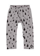 Funky Legs Grey Raindrop Pants