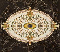 Classic Interiors - Luxury - Budri - Italian Marble Inlay